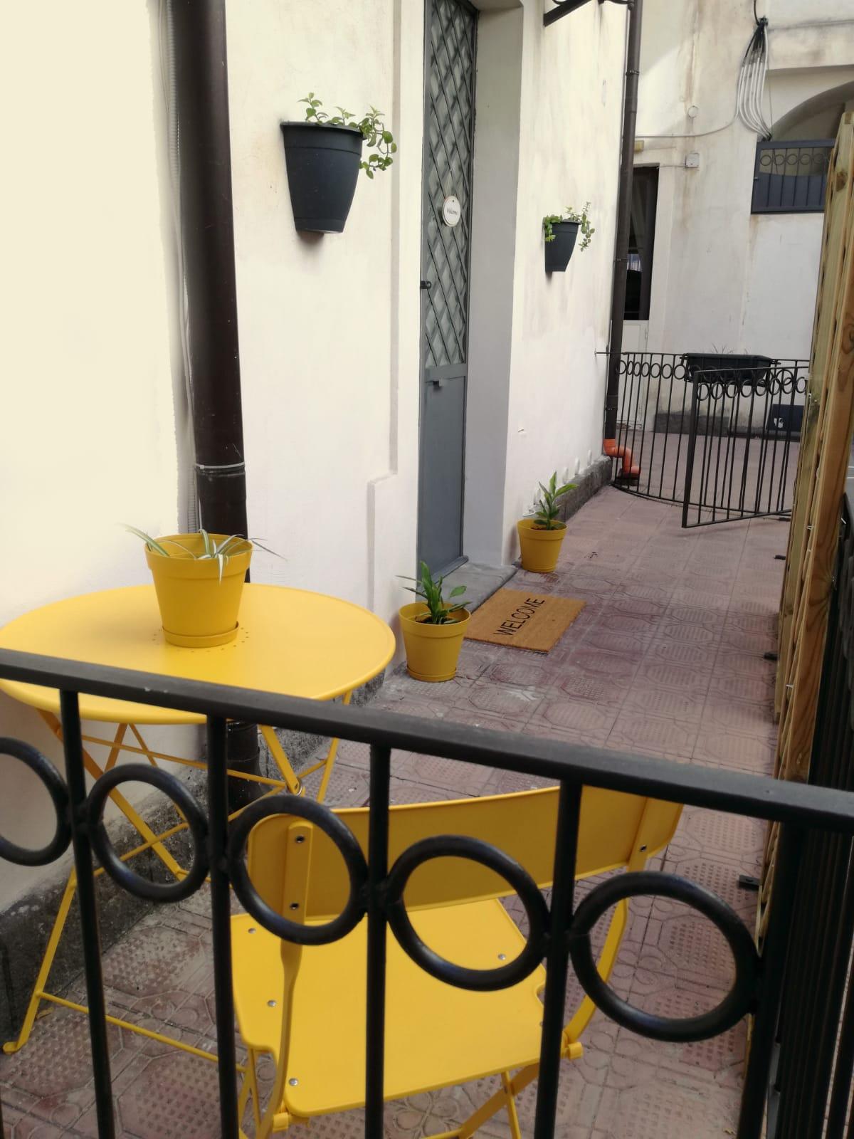 Affitto appartamento arredato Via Cavaliere (Via  G.D'annunzio) Catania